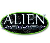 Alien Hallway game play