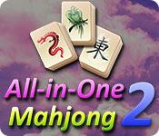 Feature screenshot game All-in-One Mahjong 2