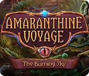 Feature screenshot game Amaranthine Voyage: The Burning Sky