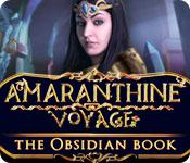 Feature screenshot game Amaranthine Voyage: The Obsidian Book