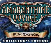Feature screenshot game Amaranthine Voyage: Winter Neverending Collector's Edition