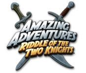Feature screenshot game Amazing Adventures Riddle of the Two Knights