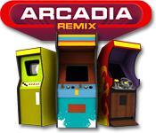Arcadia REMIX game play