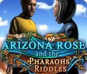 Feature screenshot game Arizona Rose and the Pharaohs' Riddles