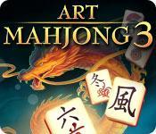 Feature screenshot game Art Mahjong 3