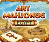 Art Mahjongg Egypt game play