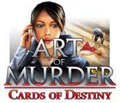 Feature screenshot game Art of Murder: Cards of Destiny