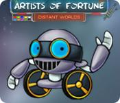 Feature screenshot game Artists of Fortune: Distant Worlds