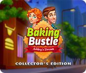 Функция скриншота игры Baking Bustle: Ashley's Dream Collector's Edition