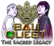 Bali Quest game play