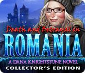 Feature screenshot game Death and Betrayal in Romania: A Dana Knightstone Novel Collector's Edition