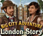 Feature screenshot game Big City Adventure: London Story