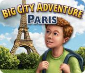 Feature screenshot game Big City Adventure: Paris
