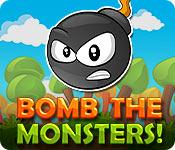 Feature screenshot game Bomb the Monsters!