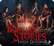 Feature screenshot game Bonfire Stories: Faceless Gravedigger