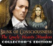 Функция скриншота игры Грани Сознания: Одинокие сердца убийства коллекционное издание