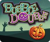 Feature screenshot game Bubble Double Halloween