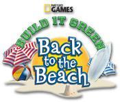 Функция скриншота игры Построить это зеленый: назад к пляжу
