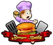 Burger Battle game play