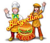 Функция скриншота игры BurgerTime Делюкс