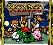 Cactus Bruce And The Corporate Monkeys game play