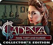 Feature screenshot game Cadenza: Fame, Theft and Murder Collector's Edition
