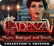 Preview image Cadenza: Music, Betrayal and Death Collector's Edition game