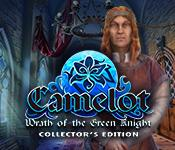 Feature screenshot game Camelot: Wrath of the Green Knight Collector's Edition