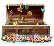 Feature screenshot game Caribbean Riddle