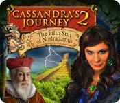 Feature screenshot game Cassandra's Journey 2: The Fifth Sun of Nostradamus