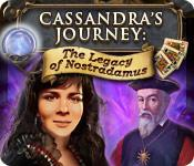Feature screenshot game Cassandra's Journey: The Legacy of Nostradamus