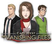 Feature screenshot game Cate West: The Vanishing Files
