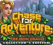 Feature screenshot game Chase for Adventure 2: The Iron Oracle Collector's Edition