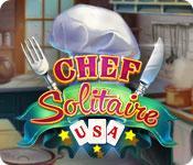Функция скриншота игры Шеф-повар пасьянс: США