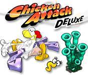 Функция скриншота игры Куриная Атака Делюкс