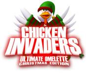 Feature screenshot game Chicken Invaders: Ultimate Omelette Christmas Edition