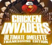 Функция скриншота игры Курицы-Захватчики 4: Окончательный Омлет Благодарения Издание