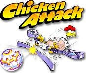 Chicken Attack game play