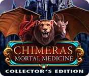 Feature screenshot game Chimeras: Mortal Medicine Collector's Edition