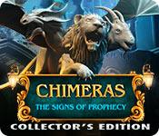 Feature screenshot game Chimeras: The Signs of Prophecy Collector's Edition