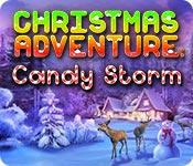 Feature screenshot game Christmas Adventure: Candy Storm