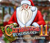 Feature screenshot game Christmas Wonderland 11 Collector's Edition
