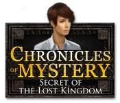 Feature screenshot game Chronicles of Mystery: Secret of the Lost Kingdom