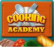 Feature screenshot game Cooking Academy