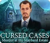Feature screenshot game Cursed Cases: Murder at the Maybard Estate