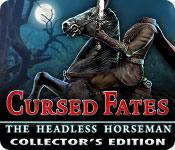Feature screenshot game Cursed Fates: The Headless Horseman Collector's Edition