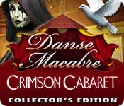 Feature screenshot game Danse Macabre: Crimson Cabaret Collector's Edition