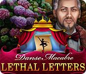 Feature screenshot game Danse Macabre: Lethal Letters