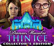 Feature screenshot game Danse Macabre: Thin Ice Collector's Edition
