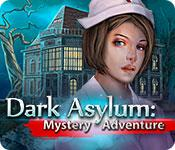 Feature screenshot game Dark Asylum: Mystery Adventure